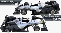 Indycar Chevrolet Aerokits 2016