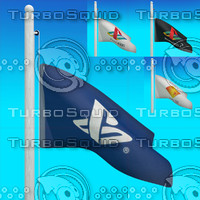 flags playstation - loop x