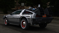 Delorean Time Machine Part III