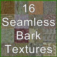 bark texture collection