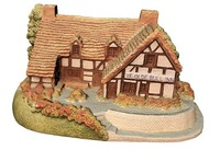 medieval tavern pub 3d model