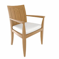 summit lg 300 dining chair 3ds