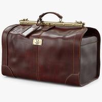 travel bag tuscany obj