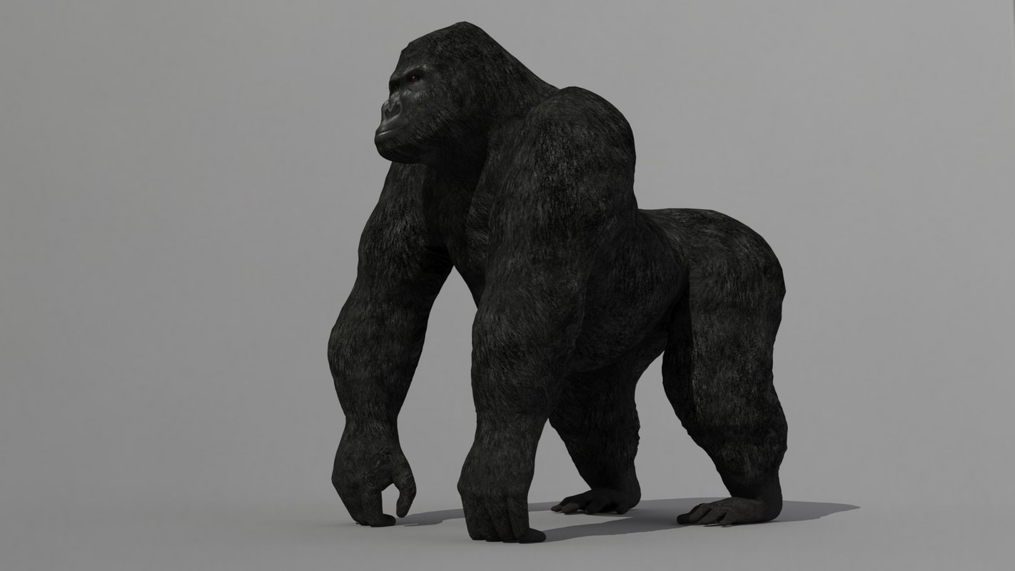 Gorilla 3D Mental Ray Render Side.jpg