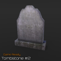 3ds ready tombstone