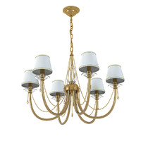 italamp chandelier 373 3d 3ds