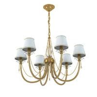 italamp chandelier 373 3d 3ds