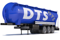 Tipping Trailer Silo