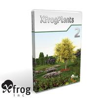 3d model xfrogplants plant 2
