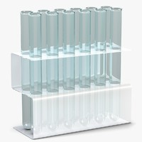test tube rack 3ds
