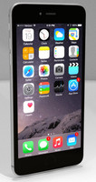 3d model apple iphone 6s