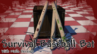 free 3ds mode baseball bat nails