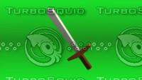 pigart sword 3d model