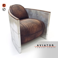 max aviator chair