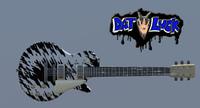dat electric guitar x
