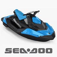 sea-doo spark max