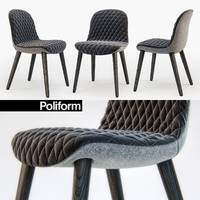 max poliform mad dining chair