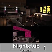 Stonette Nightclub Collection 1