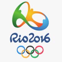 3d model 2016 rio olympic logo