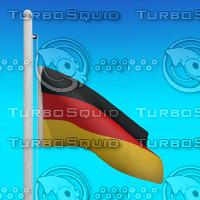 flag germany - loop max