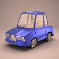 Cartoon Car Int