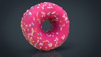pink donut max