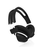 monitoring headphones 3d max