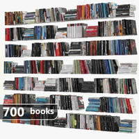 700 books set