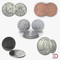 coins set dollar max