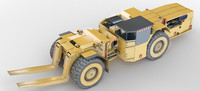 loader sh660 mining