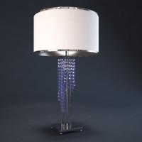 lamp venice lux lg1 3d obj