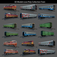 31 trains 3d 3ds