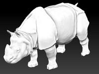 rhino stl 3d model