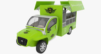 Kim Fly Food Truck