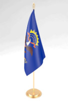 office flag 3d model