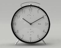 alrm clock 3d model