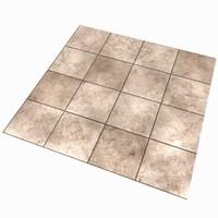 3d model floor