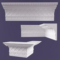decorate classical interiors 3d max