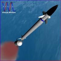 3d israeli barak 8 missile