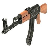 russian rifle gun 3d model
