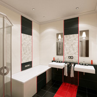 modern bathroom interior 7