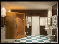 modern bathroom interior 8