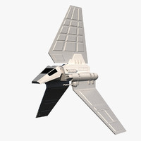 lambda shuttle fbx