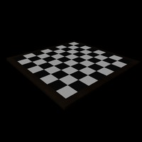 chess board fbx