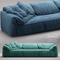 3d model divano casablanca sofa