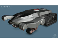 Thundertank (rigged)
