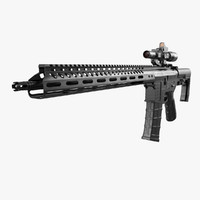 Kaiser KSP X-7 rifle