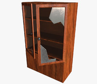 3d ready cupboard