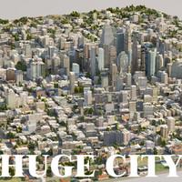 Huge City