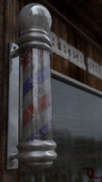 barber pole shop 3d blend